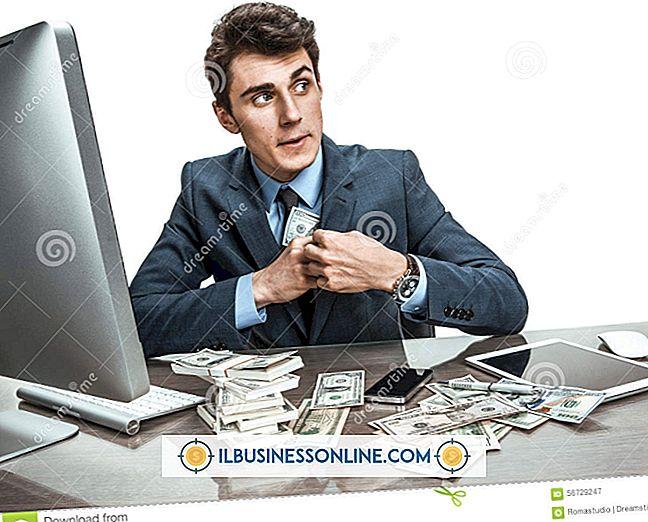 Kategorie Geschäftstechnologie & Kundenbetreuung: Wie man eine Person fängt, die bei der Arbeit Geld stiehlt