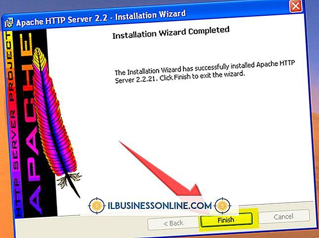 Kategori forretningsteknologi og kundesupport: Slik laster du opp filer til en Apache Web Server