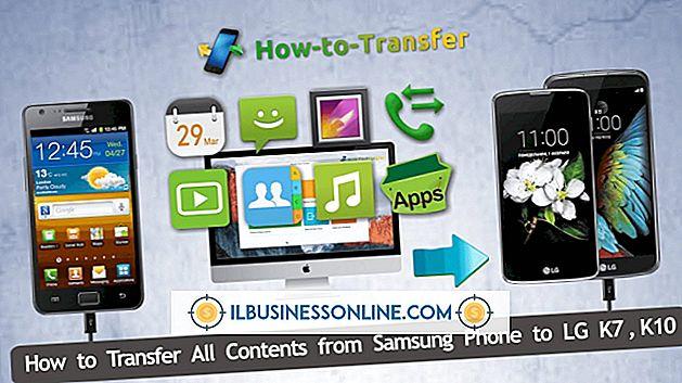 Kategorie Geschäftstechnologie & Kundenbetreuung: So laden Sie LG Phone-Daten herunter