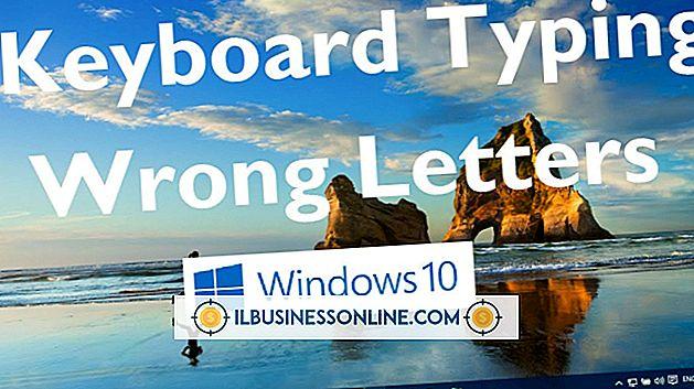 Kategori forretningsteknologi og kundesupport: Slik løser du feil tastaturkarakterer på en bærbar PC
