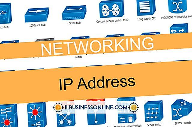 Så här hittar du en prickad Quad IP-adress