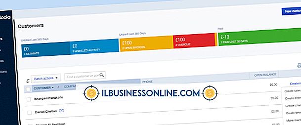 श्रेणी व्यापार प्रौद्योगिकी और ग्राहक सहायता: क्विकबुक में ग्राहक की नकल कैसे करें