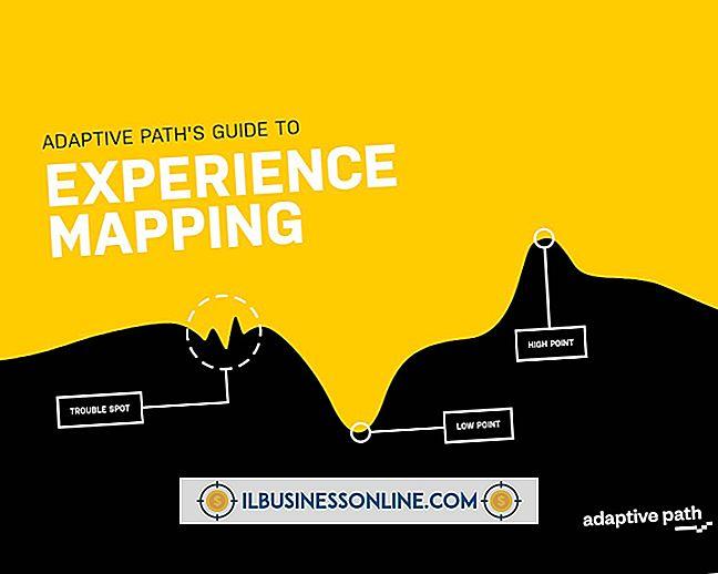 การทำแผนที่ประสบการณ์คืออะไร?