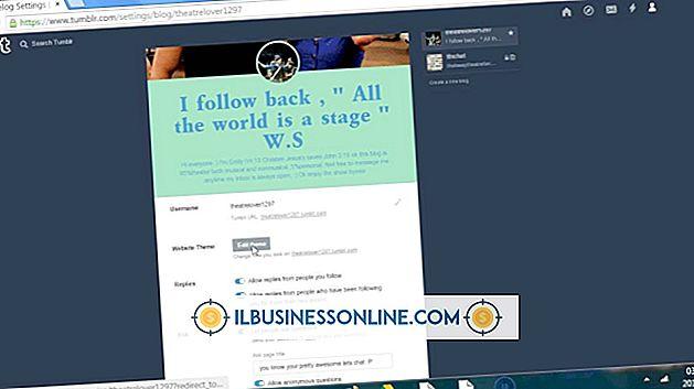 श्रेणी व्यापार प्रौद्योगिकी और ग्राहक सहायता: कैसे एक Tumblr प्रोफ़ाइल संपादित करें