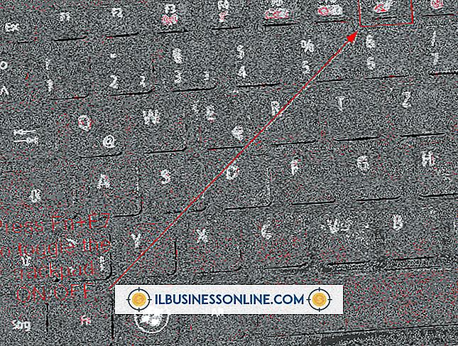 Kategori forretningsteknologi og kundesupport: Sådan deaktiveres tastaturnummerpladen på en ThinkPad-bærbar computer