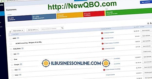 Kategorie Geschäftstechnologie & Kundenbetreuung: So exportieren Sie eine Quickbooks-Kundenliste