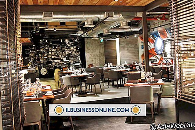 Kategorie Geschäftstechnologie & Kundenbetreuung: Ein kleines Restaurant zum Erfolg bekommen