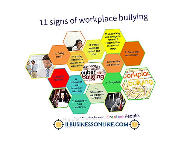 Effekterna av en arbetsplats Bully