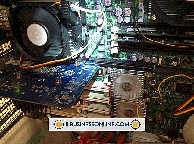 Kategorie Geschäftstechnologie & Kundenbetreuung: Muss eine Grafikkarte in den ersten PCI-E-Steckplatz eingesetzt werden?