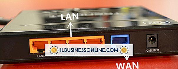 affärs- och arbetsplatsregler - Typer av LAN & WAN-nätverk