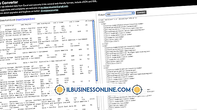 Cách xuất tệp được phân định bằng tab trong OpenOffice