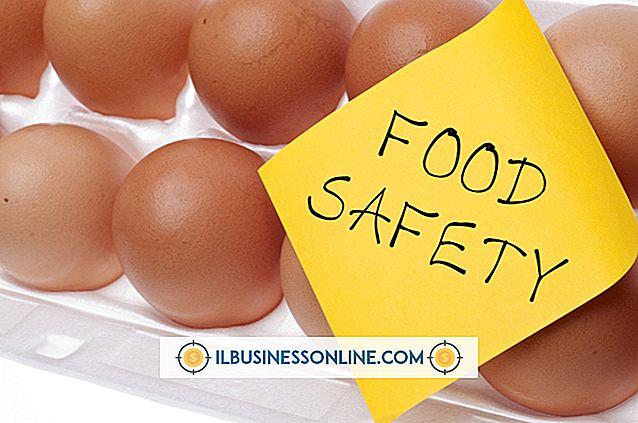 श्रेणी व्यापार और कार्यस्थल के नियम: खाद्य उद्योग पर सरकारी विनियम