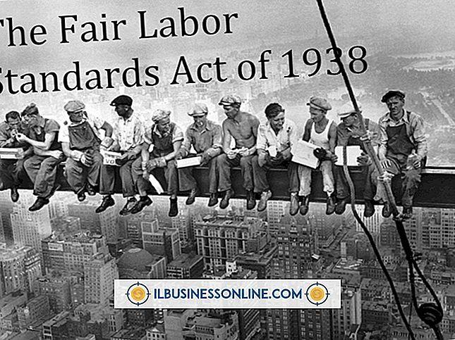 Direitos dos funcionários sob o Fair Labor Standards Act