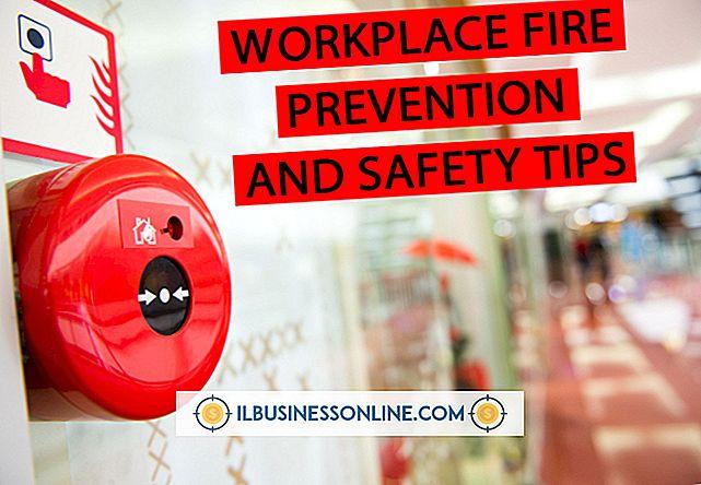 Kategori Forretnings- og arbejdspladsregler: Brandbeskyttelsestips til arbejdspladsen