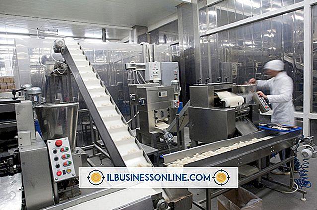 Kategorie Geschäfts- und Arbeitsplatzbestimmungen: Herausforderungen für die Lebensmittelherstellung