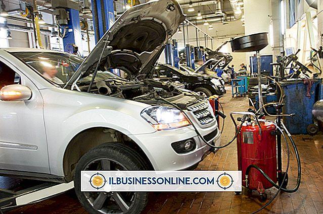 Kategorie Geschäfts- und Arbeitsplatzbestimmungen: Was ist eine Garage-Haftpflicht-Versicherung?