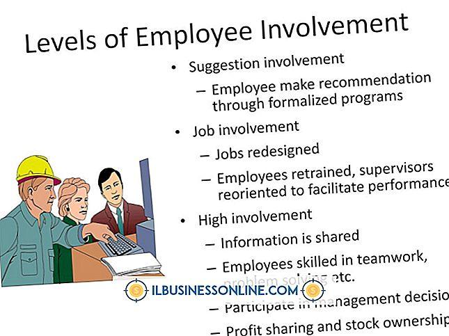 Kategorie Geschäfts- und Arbeitsplatzbestimmungen: Beispiele für Mitarbeiterbeteiligungsprogramme