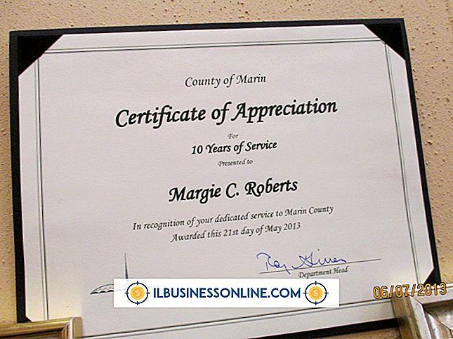 Kategori Forretnings- og arbejdspladsregler: Ordlyden for et års serviceerkendelsescertifikat