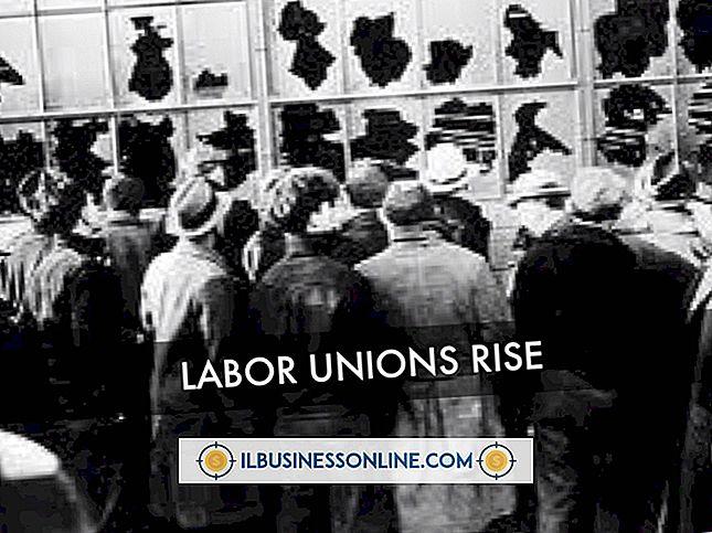 Kategori peraturan bisnis & tempat kerja: Pengaruh Serikat Buruh