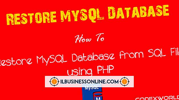 Kategorie Geschäfts- und Arbeitsplatzbestimmungen: So verwenden Sie PHP für MySQL für XML