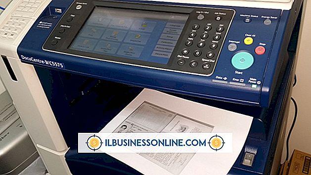 Kategorie Geschäfts- und Arbeitsplatzbestimmungen: Die Gefahren von Fotokopierer-Toner