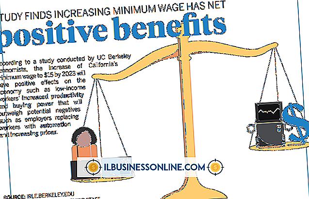 न्यूनतम मजदूरी का आर्थिक प्रभाव