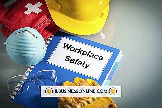 Kategori forretnings- og arbeidsplassforskrifter: Hva er arbeidsplassssikkerhet?