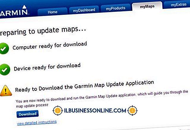 MapSource-kaarten downloaden naar een Garmin-eenheid