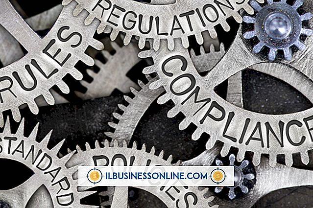 501 (सी) (3) संगठनों के लिए संघीय और राज्य सरकार के विनियम