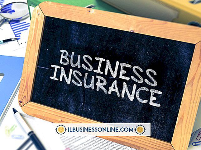 affärs- och arbetsplatsregler - Typer av försäkringspolicyer för ett företag