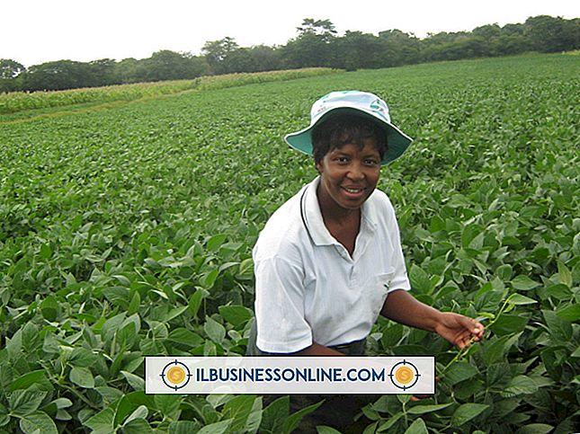 Zuschüsse für junge Landwirte, um ins Geschäft zu kommen