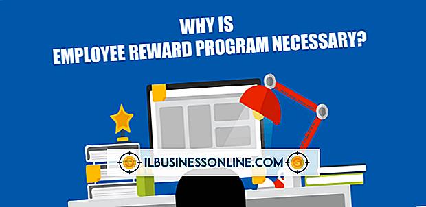 Wirksamkeit von Employee Rewards-Programmen