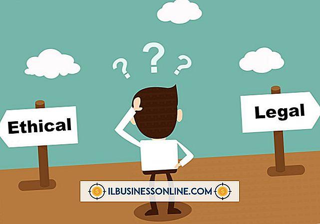 Kategori forretnings- og arbeidsplassforskrifter: Etiske dilemmaer i advokatfirmaer