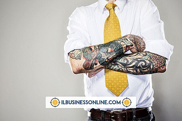 Categoría regulaciones de negocios y lugares de trabajo: Discriminación laboral en tatuajes y piercings