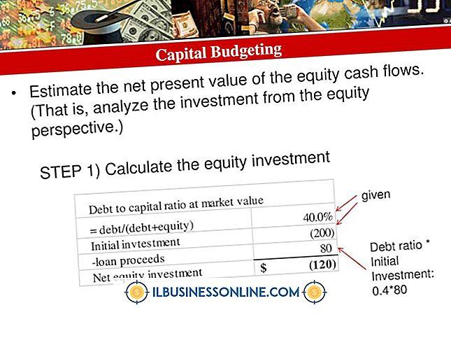 Thể LoạI tài chính và thuế: Tỷ lệ vốn cố định trên vốn chủ sở hữu cố định