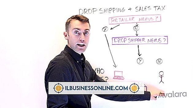 श्रेणी वित्त और करों: ड्रॉपशिप कर आवश्यकताएँ