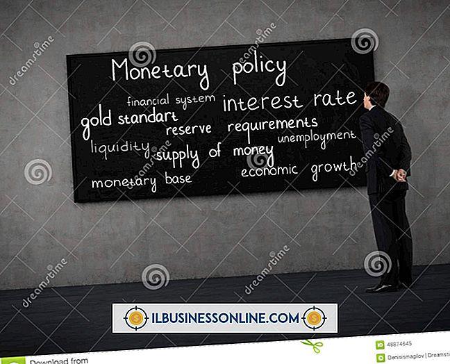 Elementos de la política monetaria.