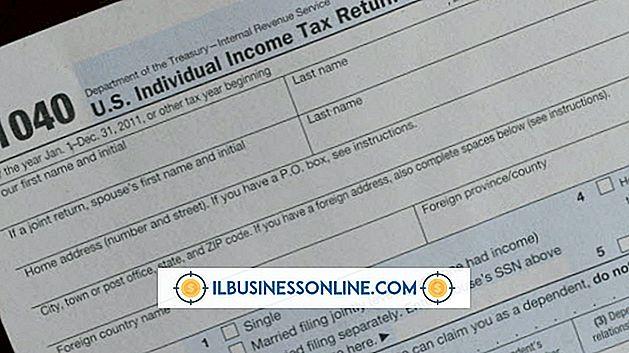 Ingresando un 1099C en su declaración de impuestos