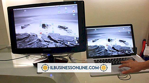 DVI gebruiken om een MacBook aan te sluiten op een tv-monitor