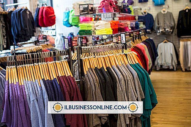 Kategori keuangan & pajak: Risiko Ekonomi untuk Toko Pakaian Wanita