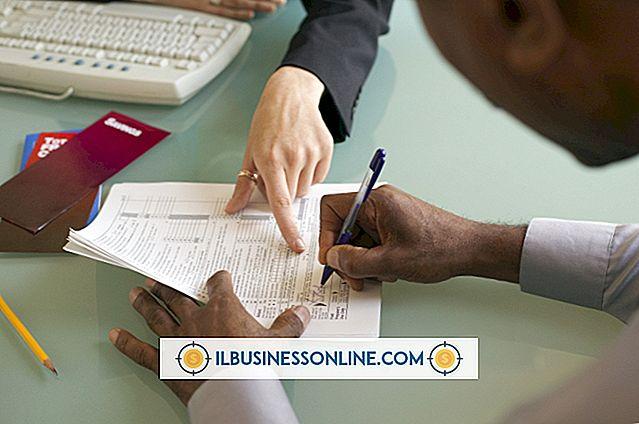 वित्त और करों - एक व्यापार के लिए एक डब्ल्यू -9 क्या है?