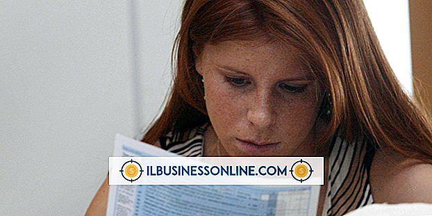 Müssen Sie eine Steuererklärung einreichen, wenn Ihr Unternehmen kein Geld verdient?