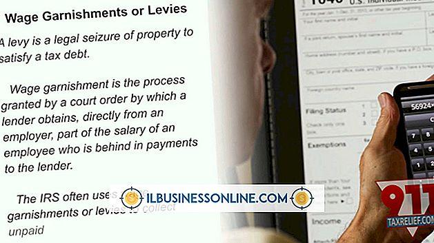 वित्त और करों - वेज गार्निशमेंट नियम और लेवी