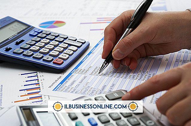 श्रेणी वित्त और करों: वित्तीय अनुपात की एक रिपोर्ट कैसे लिखें