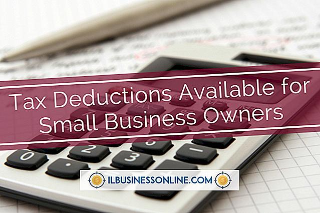 Formulare für Steuerabzüge für kleine Unternehmen