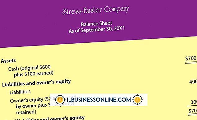 tài chính và thuế - Làm thế nào để hiểu báo cáo tài chính của một doanh nghiệp nhỏ