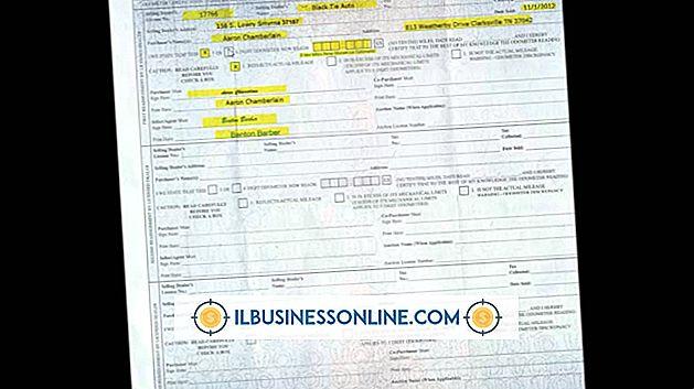 Kategorie Finanzen & Steuern: Welche Formulare fülle ich aus, um eine Partnerschaft abzuschließen?