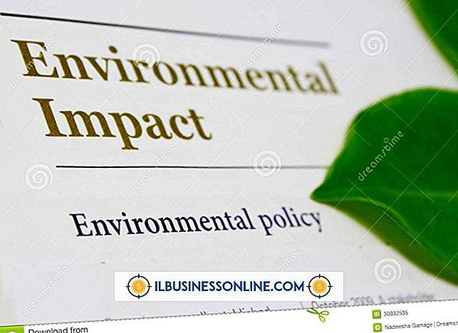 Umwelt- und soziale Auswirkungen des Freihandels