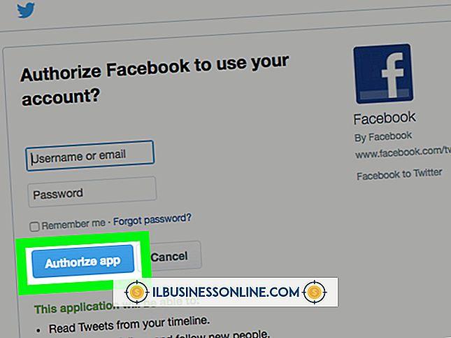 finanzas e impuestos - Cómo vincular Twitter a Facebook con un BlackBerry