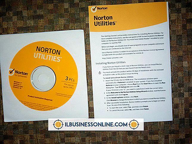 वित्त और करों - नॉर्टन की स्थापना के बाद XP हैंग हो जाता है